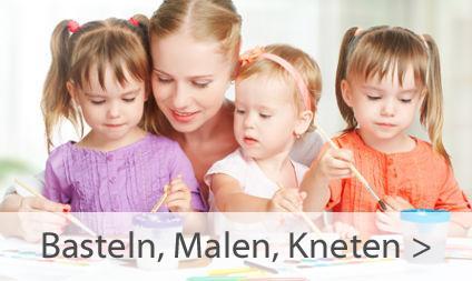Basteln, Malen, Kneten